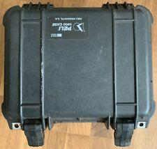 1400 Case Pelican Hardigg Peli Pelicase Stormcase  34 cm x 30 cm x 15 cm, Used