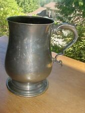 1937 SILVER PLATED GOLF CUP HUMOROUS TROPHY WEST HERTS GREAT BRITON