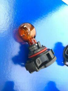 Jaguar XF (X250) PSY19W Amber Indicator Light Bulb,12V 19W Philips 12275 X 2