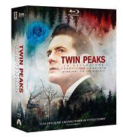 16 Blu-ray Box Cofanetto TWIN PEAKS stagioni 1-3 collezione serie completa nuovo