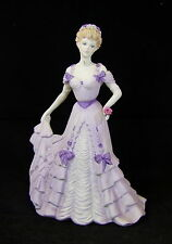 Coalport Figurine - First Waltz - Age of Elegance Series - Made in England.