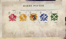 GB 2007 HARRY POTTER MINIATURE SHEET MNH