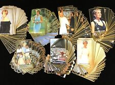 LADY DIANA Royalty Pavarotti Elton John Pope NIGER 1997 MNH Minisheets 280ITEMS