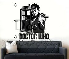 Dr Who David Tennant Wall Sticker Icon Wall Decal Art Sticker