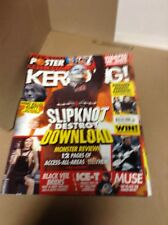 Kerrang 1573-June 20 2015-Slipknot-Bvb-Ice-T-M use-Kurt Cobain-Warped Tour