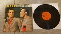 THE RIGHTEOUS BROTHERS / This Is New! / MOONGLOW 1003 -  33rpm Vinyl LP