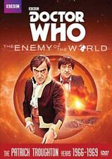 DOCTOR WHO: THE ENEMY OF THE WORLD NEW DVD