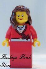 1033 # LEGO personaggio accessori Testa Donna