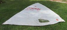 """Laser Sailboat  Sail  Luff = 16'7"""" Foot = 8'-9"""""""