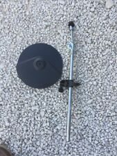 Free P&P Roland CY-8 Cymbal with Arm and Clamp for Drum Kit. E86182