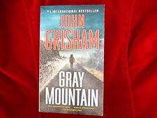 Gray Mountain von John Grisham 2015, Taschenbuch englisch wie neu