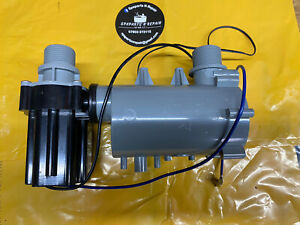 Clever Spa Wave Spa Bondi Amafli Water Pump Housing  With Impeller New