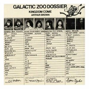 Arthur Brown and Kingdom Come - Galactic Zoo Dossier [CD]