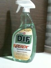 Zinsser 32 oz. DIF Quick Wallpaper Stripper Trigger Spray 24 Per Order