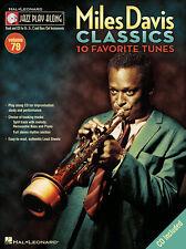 Miles Davis Classics: 10 Favorite Tunes Vol. 79