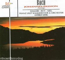 Bach - St. John Passion / Johannes Passion excerpts (Laserlight CD)
