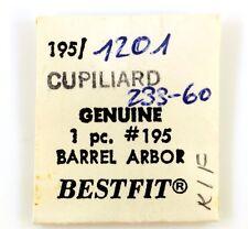 NEW OLD STOCK CUPILLARD 233-60 BARREL ARBOR WATCH PART #195