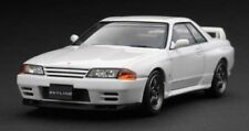 1 NISSAN SKYLINE GT-R BIANCO   1:43 HPI RACING