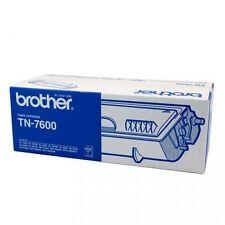 TONER BROTHER TN-7600 TN7600 NEUF +50% OFFERT / TN-7300