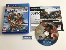 Just Cause 3 - Sony PlayStation PS4 - PAL UK