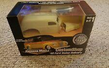 Ertl American Muscle 1:24 Die-Cast '40 Ford Sedan  Model Kit New in Package