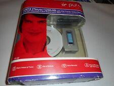 Virgin Pulse MP3 Player W/FM Tuner, Voice Recorder, SD Slot