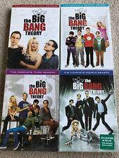 Big Bang Theory - The Complete Series -Season 1,2,3,4,5,6,7,8,9,10 New/Like New!