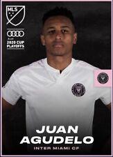 [DIGITAL CARD] Topps Kick - Juan Agudelo - MLS 2020 Playoffs - Team Color