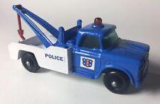 Phantom Matchbox Lesney #13 Custom Police Dodge Wreck Truck.