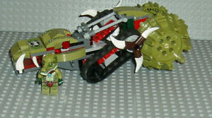 Lego Legends of Chima - Crawley's Claw Ripper - Set 70001 from 2013