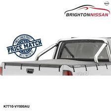 New Genuine Nissan Navara D22 Soft Tonneau Rear Cargo Cover K7710VY000AU RRP $35