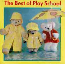 PLAY SCHOOL The Best Of Play School CD BRAND NEW