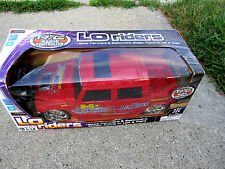 NEW R/C RADIO CONTROLLED LO riders Scale 1:14 HUMMER H2 SUT CONCEPT 27/49 MHZ