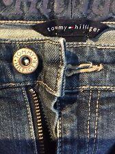 NWOT Tommy Hilfiger Girls Capri Jeans- 14 (10-11yrs)