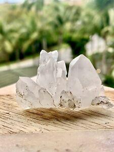 faden Quartz crystal cluster
