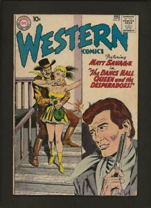 Western Comics #85 VG/FN 5.0 High Res Scans