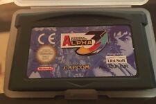 Street Fighter Alpha 3 (Nintendo Game Boy Advance, 2002) GBA