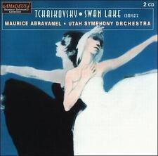 Abravanel : Tchaikovsky: Swan Lake (complete)  Abra CD