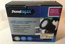 New listing PondMax Large Color Changing Led Pond/Garden Light