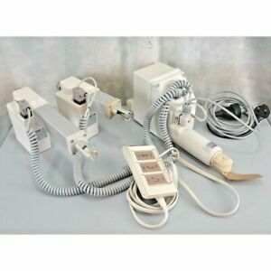 Hanning Electric Motor Actuators -  3 Motors-  kit with Hand Controller