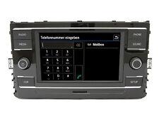 Radio Composition Colour, Bluetooth, Color, Kamera #VW Golf 7 VII, Passat 3G B8