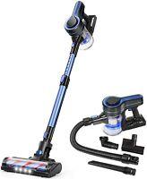APOSEN H251 Cordless Vacuum Cleaner, Upgraded 24kpa Stick Vacuum For Pet Carpet