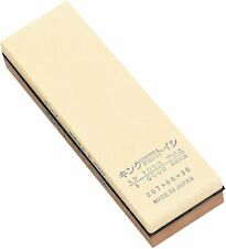 New listing King Japanese Sharpening Stone Whetstone Kds 207×66×36 #1000 #6000 made in Japan