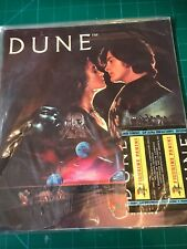 Panini Dune 1980  Sticker Book with pack of stickers uk seller