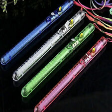1x LED Glow Stick Concerts Luminous Rainbow Flash Cool Sticks Toys Kids Play