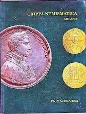 numismatica crippa monete catalogo asta