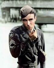 Montgomery Clift 8x10 RARE COLOR Photo 600