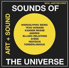CD de musique soul jazz sur album sans compilation