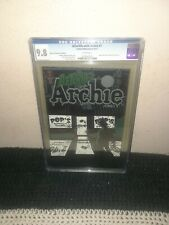 Afterlife with Archie #1 NYCC Variant CGC 9.8 SS Limited To 500