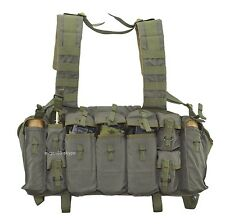 SSO / SPOSN Tactical Vest Lazutchik Olive Russian Scout Chest Rig